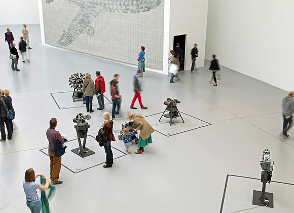 Выставочный комплекс | выставка | воркшоп | финансовая модель бизнес плана