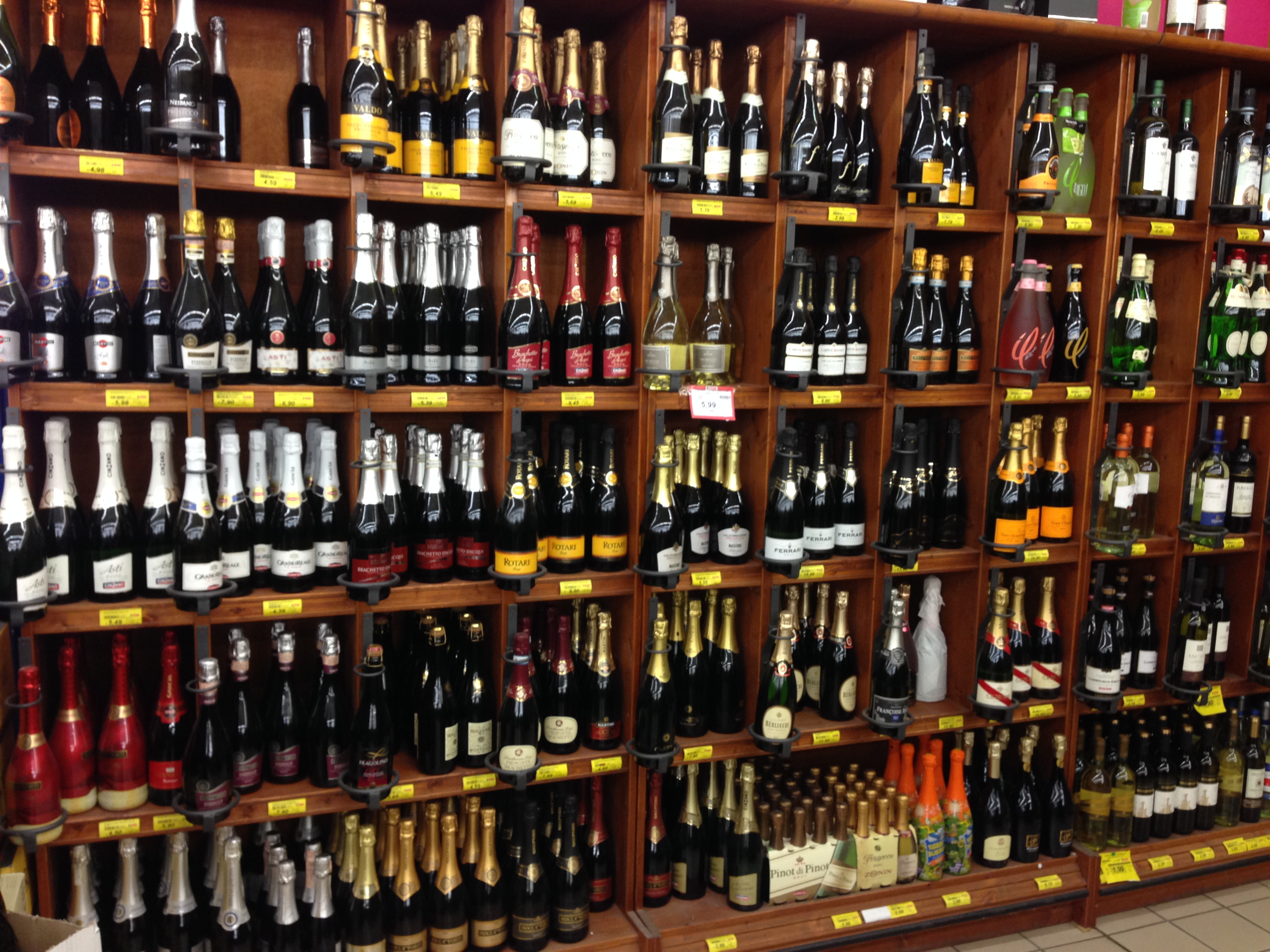 Wine store חנות יין