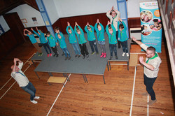 Beavers from 2nd Otley Scout Group