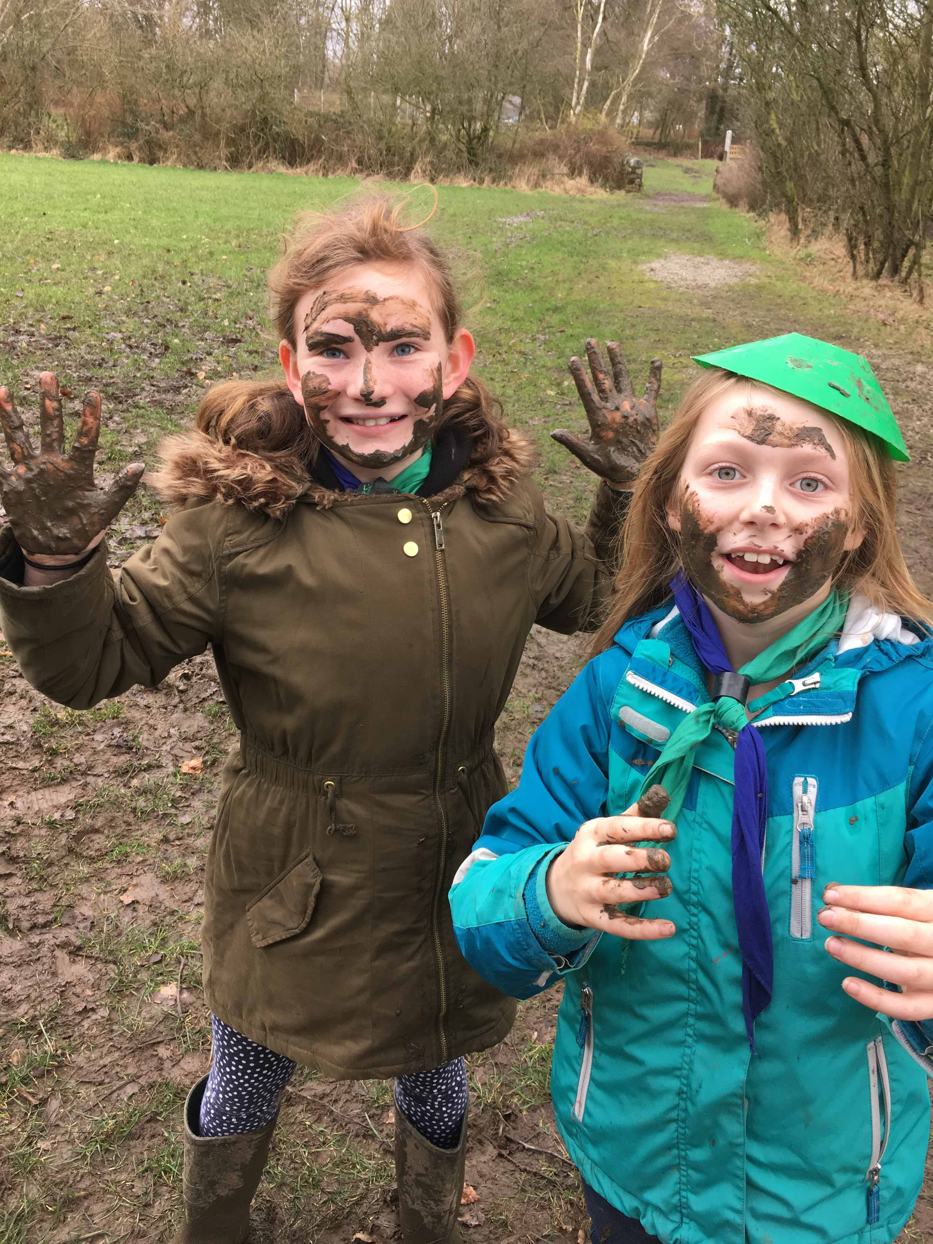 that happens - 2nd otley get muddy