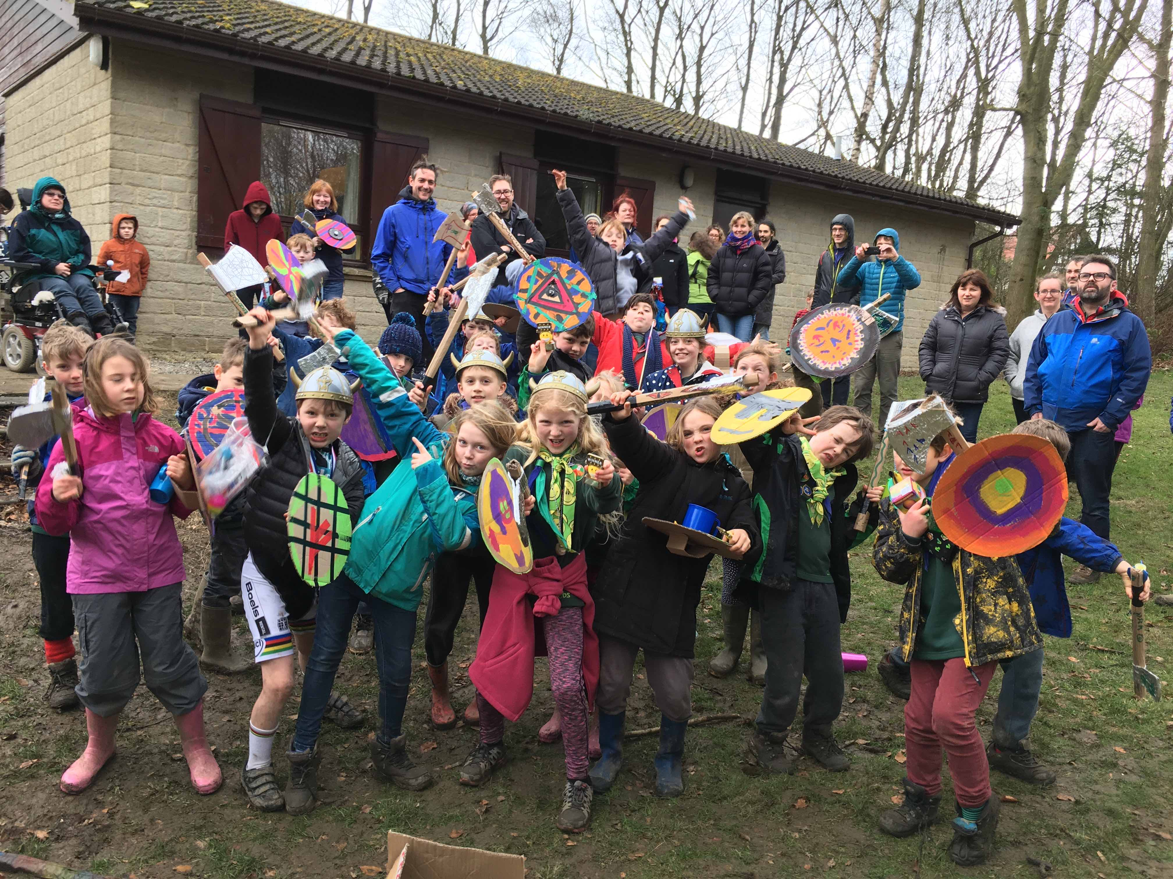 2nd otley viking scouts
