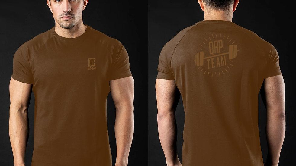 QRP Nutrition stretchy T-Shirt QRP Team