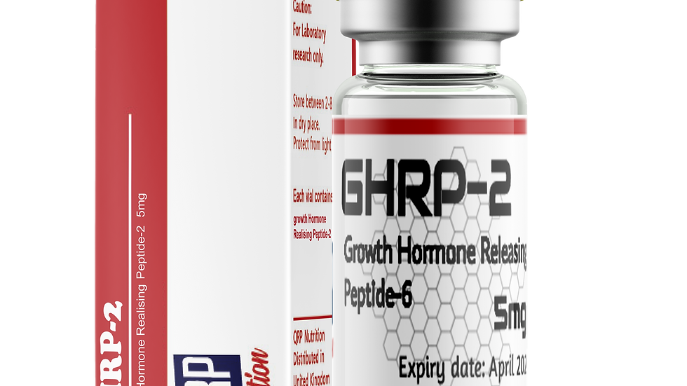 QRP Nutrition GHRP2 5mg