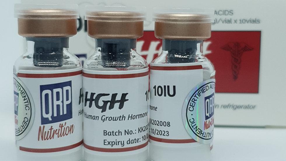 QRP Nutrition HGH 100iu