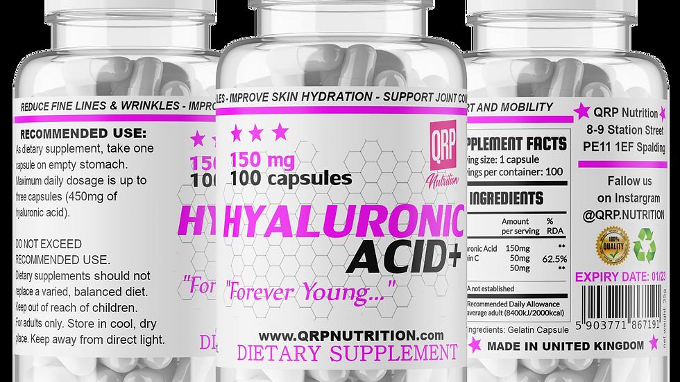 QRP Nutrition Hyaluronic Acid+ (100caps)
