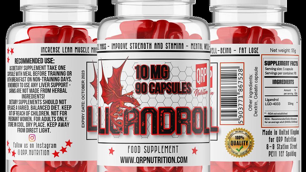QRP Nutrition LGD-4033 Ligandrol 10mg