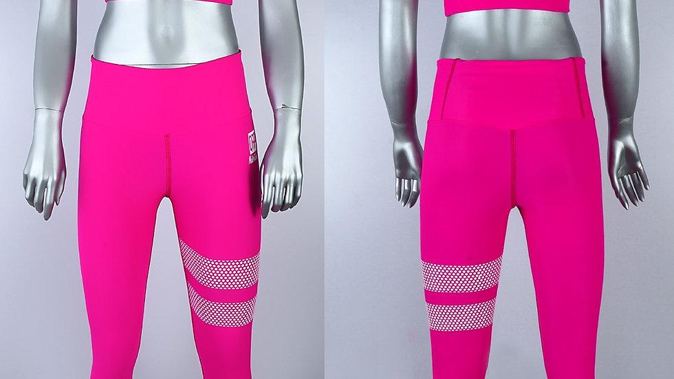 QRP Nutrition Pink Set Leggins+top