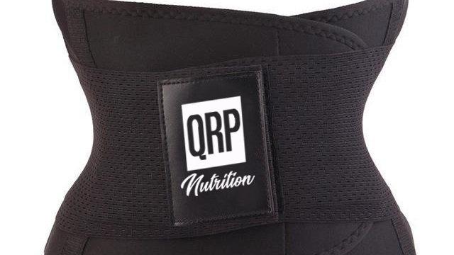 QRP Nutrition Black CORSET