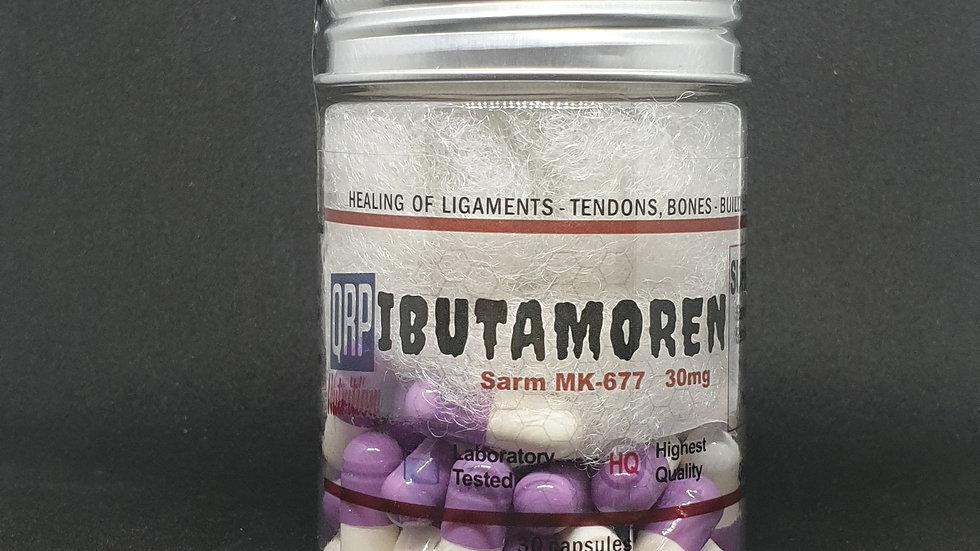 QRP Nutrition MK-677 Ibutamoren 30mg