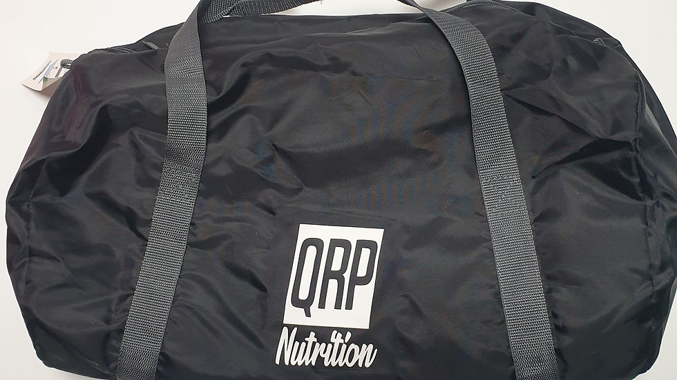 QRP Nutrition Small Gym hand Bag