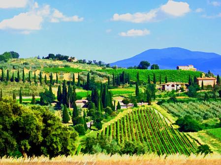 Tuscany Charm