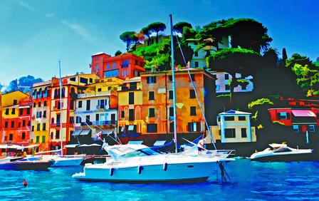 Portofino Watercolors