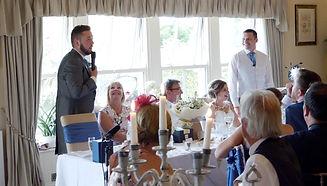 best man and groom speeches