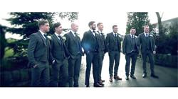 groomsmen pre-wedding, alma inn