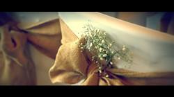 seat wedding flowers at the alma inn