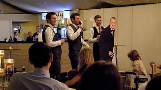 Funny best man speech, cheshire wedding video