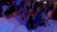wedding party on the dancefloor