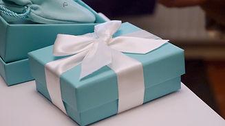 Bride's Weddig Gift: Tiffany's Jewellery