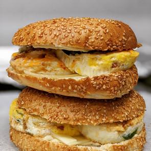 Bagel Egg n cheese