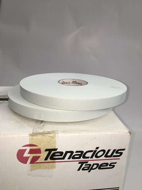 TENACIOUS TAPES Double sided foam tape