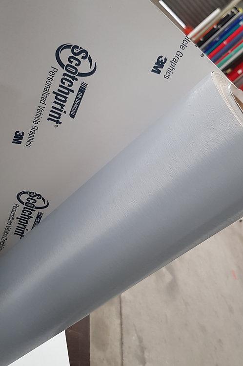3M 1080 610mm Brushed Steel Vinyl 610mm