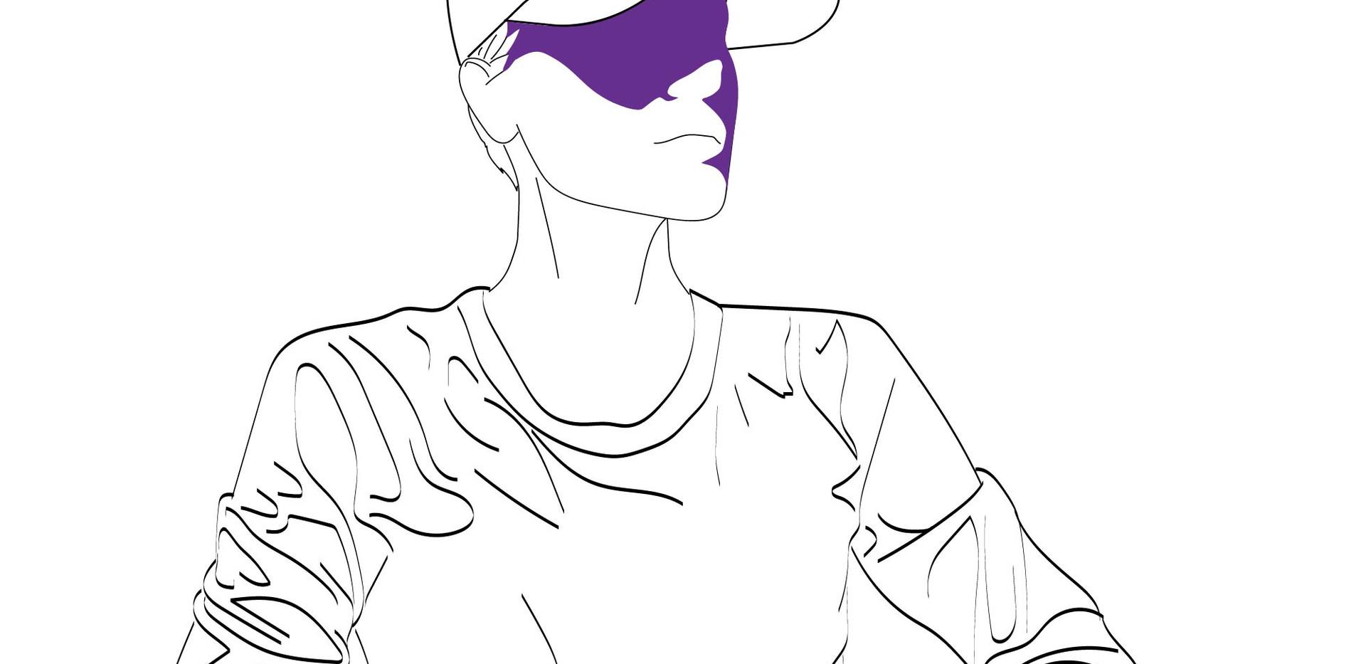 Christina Geoghegan, Call me purple