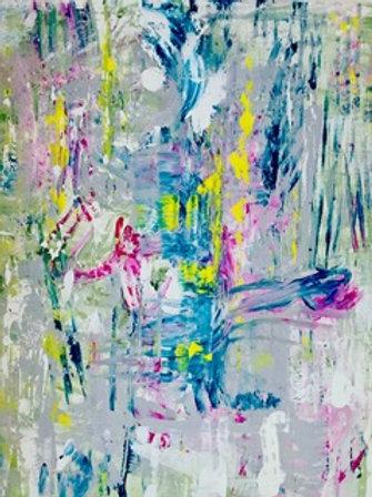 Sophie Mangelsen, Les Blancs V, 80 x 100 cm