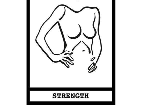 DORIS SCHAMP, Strength