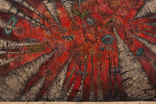 PAULA QUINTELA, The Red Storm