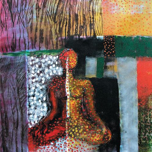 16. Sajitha R. Shankhar, Archetypes, 90 x 90 cm, 2005