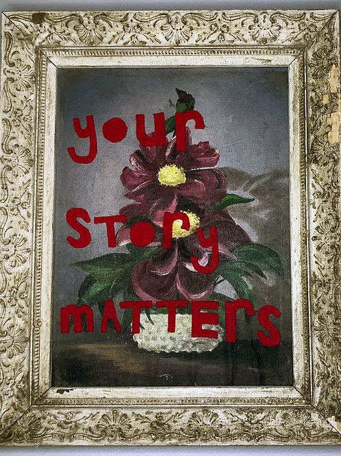 Carole Loeffler, Your Story Matters
