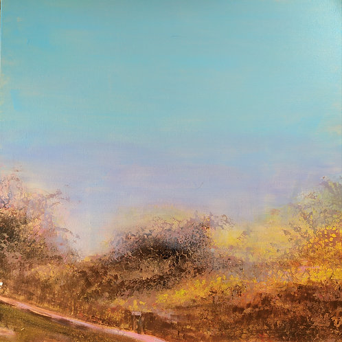RADOSLAVA HRABROVSKA, On The Quiet Road