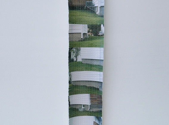 ANNIE TONG ZHOU LAFRANCE,  FAMILY ARCHIVES: GUTTER RENOVATIONS MADE IN 2004