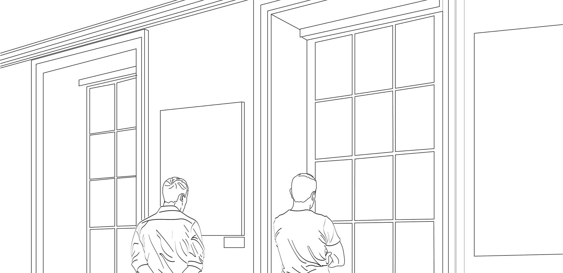 Christina Geoghegan, Window to the Outside