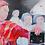 Thumbnail: PETRA SCHOTT, Transformation 2, 100 x 120 cm,