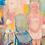Thumbnail: PETRA SCHOTT, Waiting, 100 x 100 cm, 2017