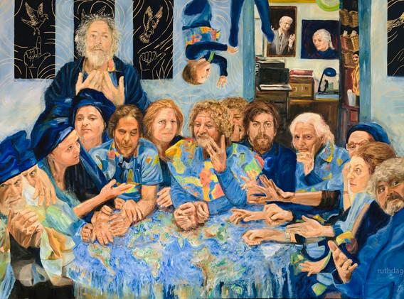 Ruth Dagan, Last Supper of the World