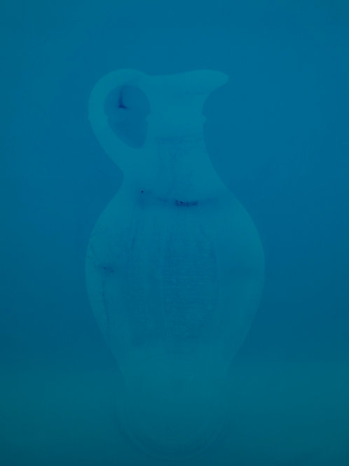 "KELLY REILLY, Untitled (Water Vessel), 10 X 8"", 2020"