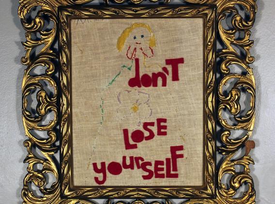 Carole Loeffler, Don't lose yourself