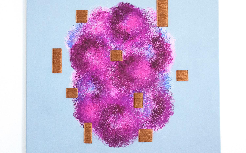 Stéphanie Poppe, Natures artificielles - Floraison