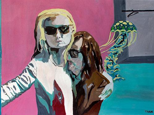 TAMARA BABIC, Second Sex, 50 x 70 cm,2018