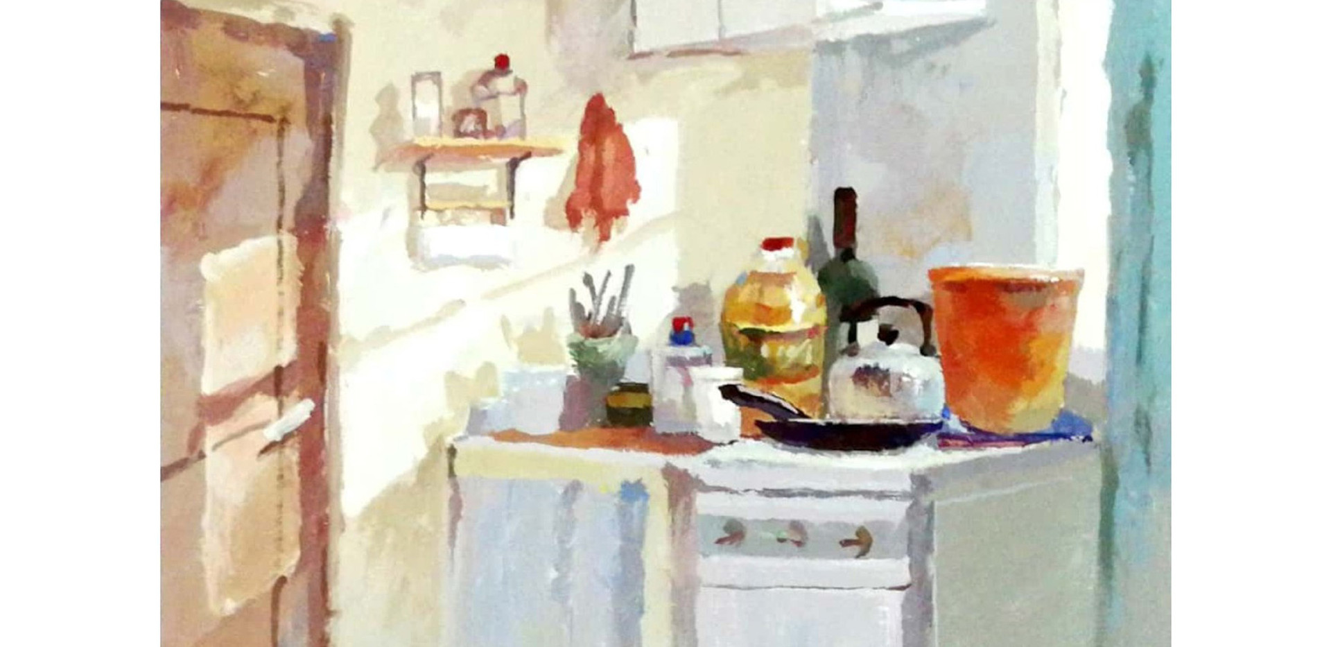 JIAO TANG, The Kitchen One Scene