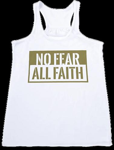 No Fear All Faith (Tank Top)