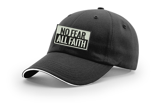 No Fear All Faith (Hat)