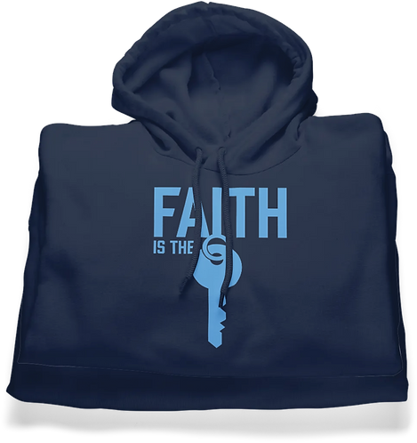 Faith is the Key (Hoodie)