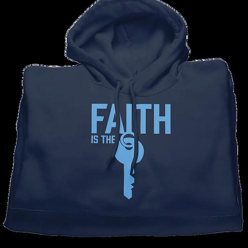 Faith is the Key (Hoodie)