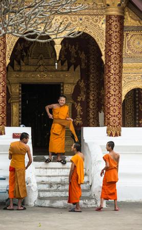 Laos, 2016