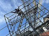 鳶職人,足場,建設,株式会社渡建,いわき市,建設会社,求人,溶接,鉄骨組立工事,プラント建設,鍛冶工事,鳶,いわき
