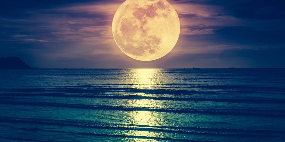 Full Moon Guided Sound Journey