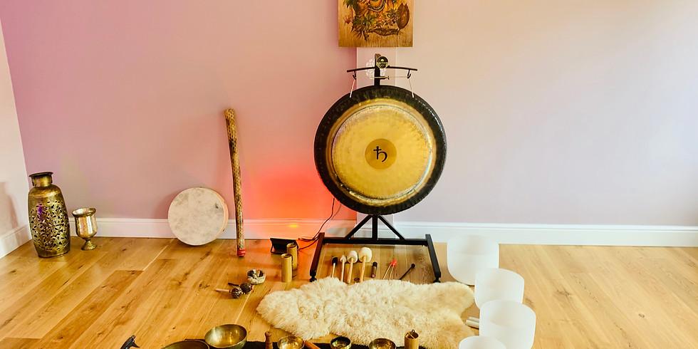 Sound Bath - Online 12/08